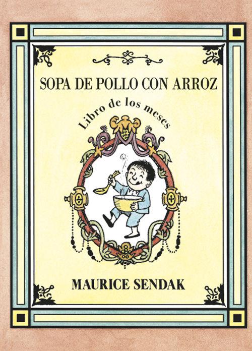 SOPA DE POLLO CON ARROZ