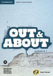 OUT AND ABOUT LEVEL 1 WORKBOOK WITH DOWNLOADABLE AUDIO