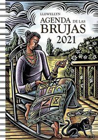 2021 AGENDA DE LAS BRUJAS