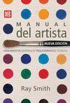 MANUAL DEL ARTISTA.(ARTE,TECNICAS Y METODOS)