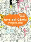 ARTE DEL COMIC:CUADERNOS DE LOS GRANDES ARTISTAS