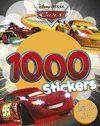 CARS. LIBRO DE ACTIVIDADES CON 1.000 PEGATINAS