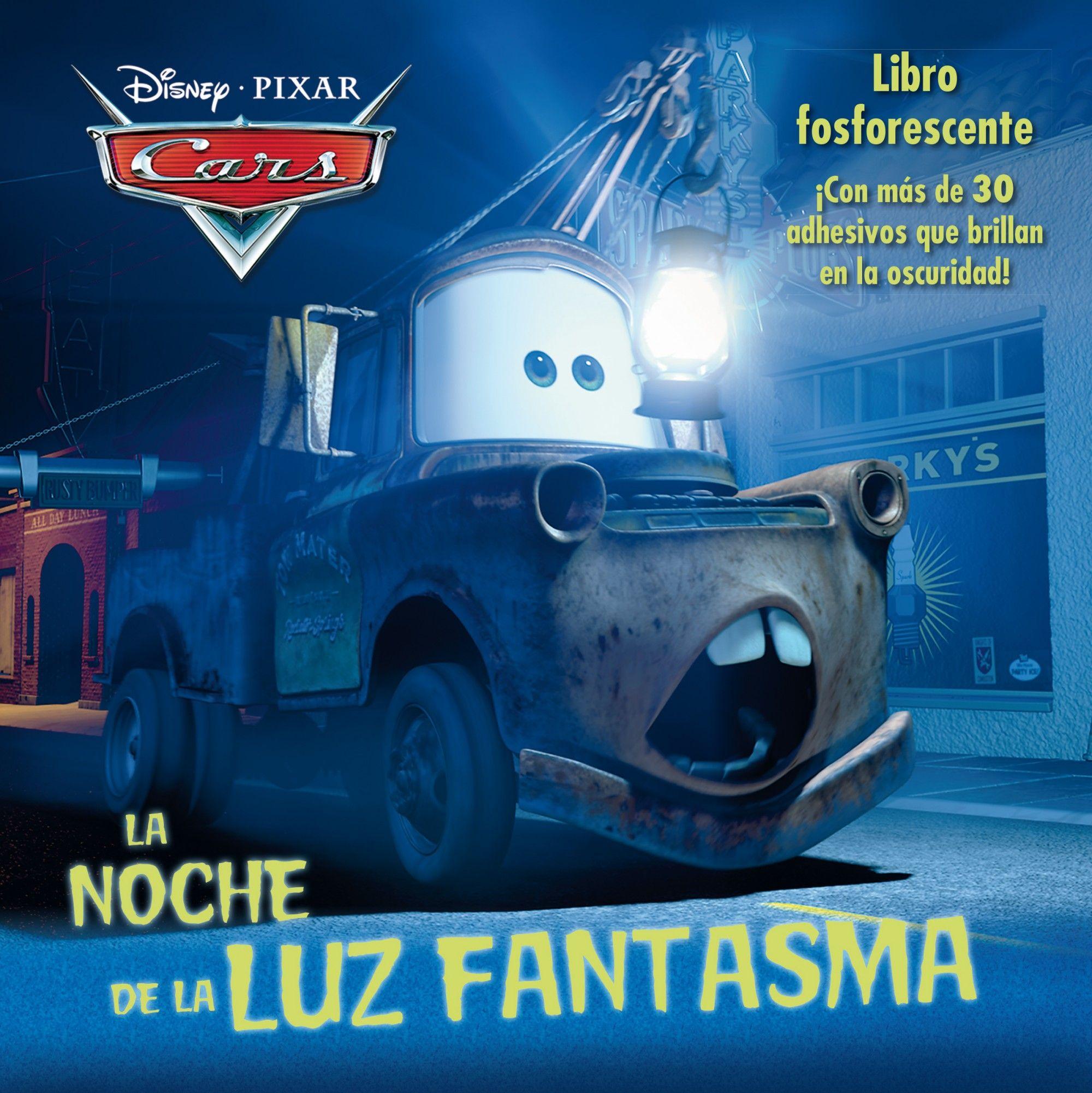 CARS. LA NOCHE DE LA LUZ FANTASMA