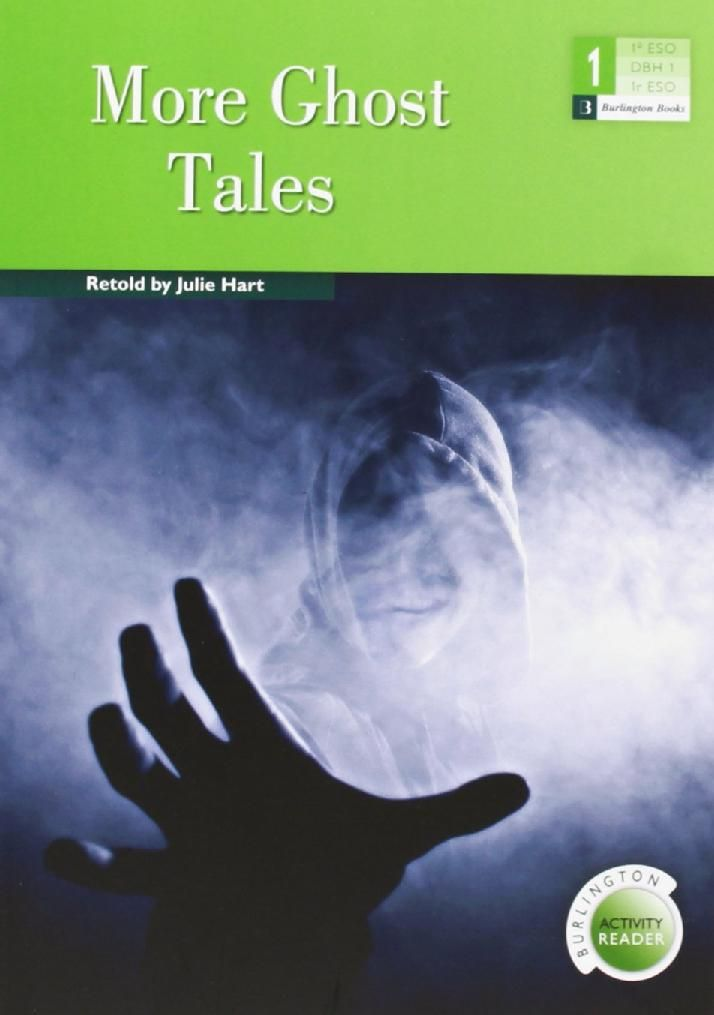 MORE GHOST TALES 1º ESO 2012