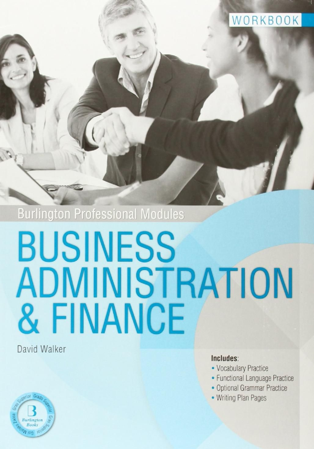 BUSINESS ADMINISTRATION & FINANCE (BPM.MODULOS)